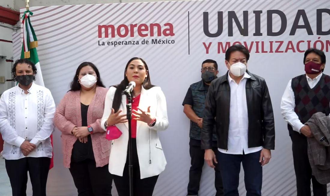 Indira Vizcaíno será la candidata de Morena a la gubernatura de Colima |  ReflectoresMX